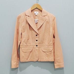 LOFT size 8 blazer
